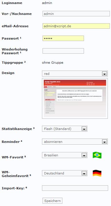 Userdaten2